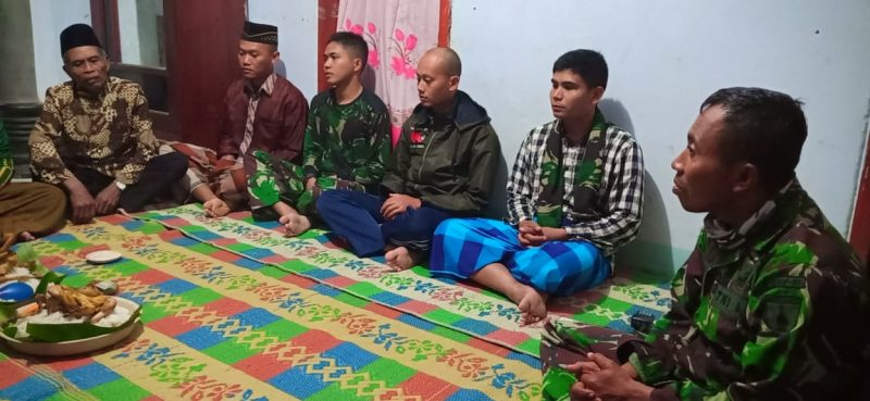 Kemanunggalan Prajurit Bersama Rakyat Sangat Terasa Dalam Program TMMD