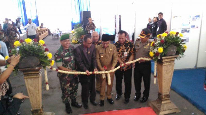 Walikota Malang dan Kodim 0833 Kota Malang Sambut Baik Pembukaan Job Fair Kota Malang tahun 2019