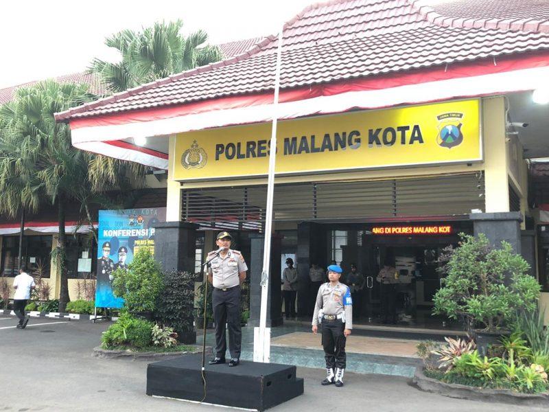 Kapolres Malang Kota Ajak Semua Elemen Masyarakat Saling Menghormati Hari Raya Idul Adha
