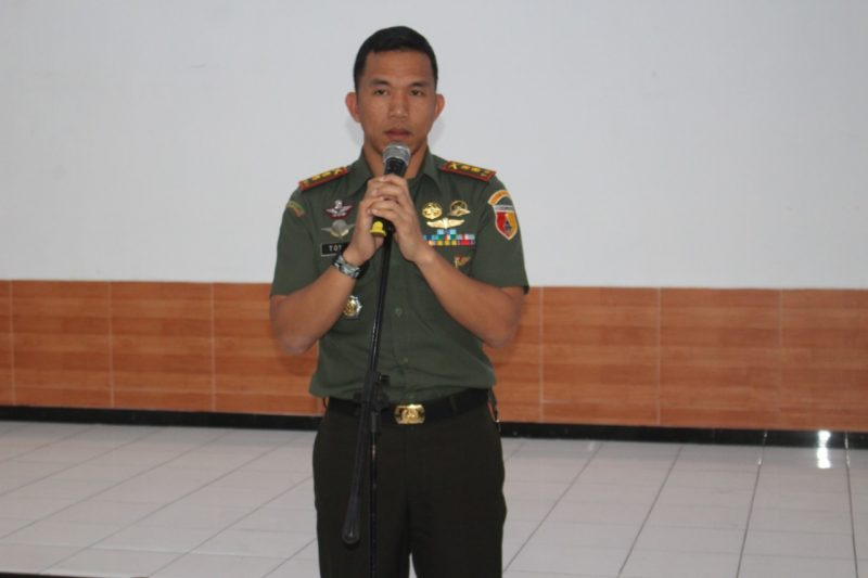 Dandim 0833 Gelar Tasyakuran Bersama Keluarga Besar Kodim 0833/Kota Malang