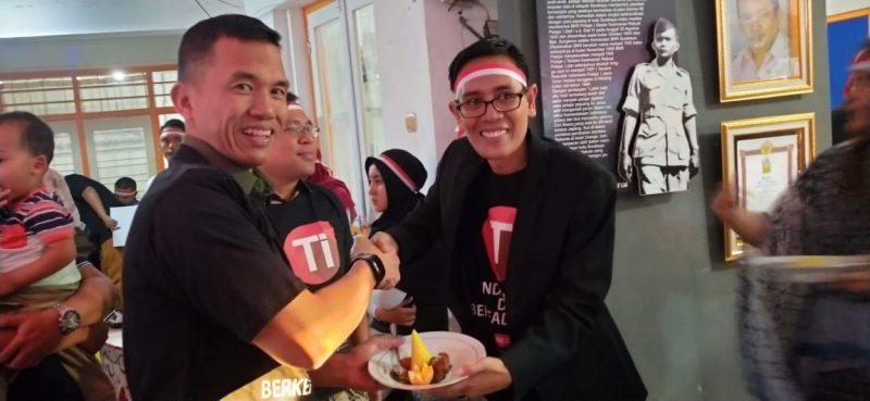 Dandim 0833 Hadiri Tasyakuran dan Do'a Bersama HUT Times Indonesia ke 4 Tahun 2019