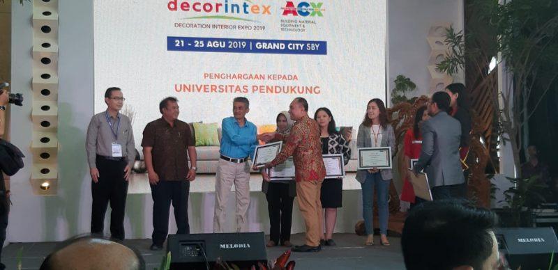 ITN Malang Tampilkan Karya Mahasiswa Terbaik Dalam Pameran Decoration Interior Expo (Decorintex)