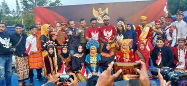 Deklarasi Damai Merajut Persatuan Kesatuan Merangkai Kebhinekaan Di Kota Malang