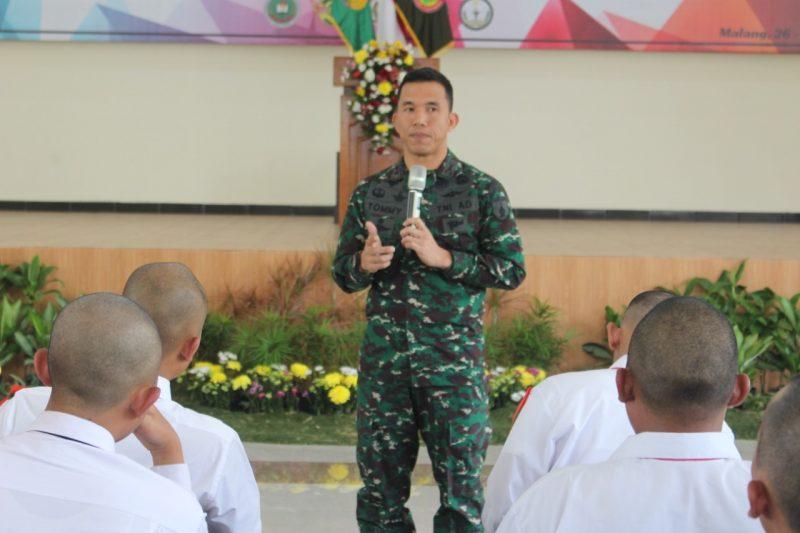 Dandim 0833/Kota Malang Berikan Resonansi kebangsaan dan Bahaya Radikalisme