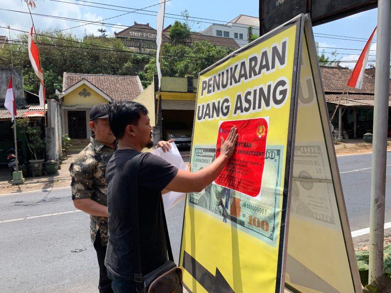 Cegah Pendanaan Terorisme dan Narkoba, Bank Indonesia Tertibkan KUPVA Tidak Berizin