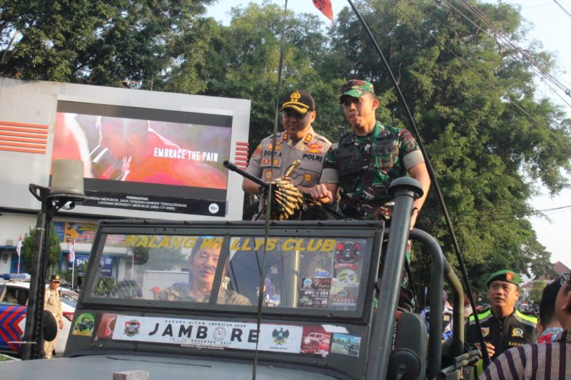 Walikota Malang Buka Oeklam – Oeklam Heritage Nang Kajoetangan