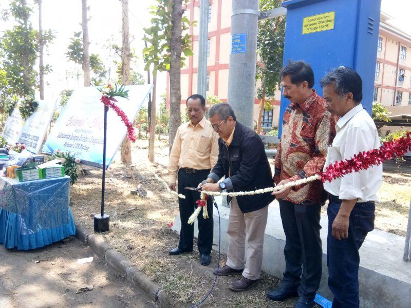 Alumni ITN Malang Bangun Laboratorium JDTL Setara Jaringan Listrik Dunia Kerja