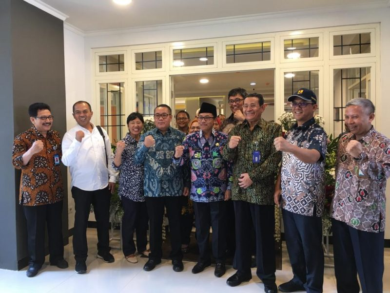 Pembukaan Road Show Bus KPK 2019 Jelajah Negeri Bangun Anti Korupsi di Kota Malang