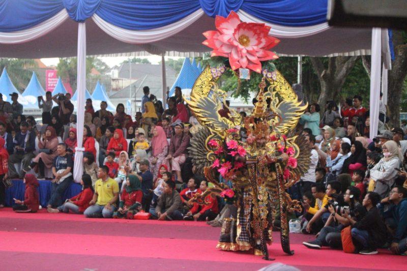 Malang Flower Carnival 2019 Jadikan Kota Malang Kota Kreatif