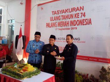 HUT PMI Ke 74, Mendapat Hadiah Ambulance dari Pemkot Malang