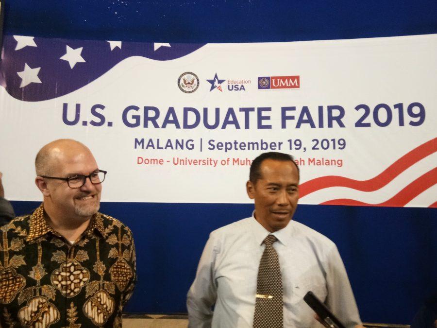 Amerika Berharap Jumlah Pelajar Indonesia Kuliah di 'Negeri Paman Sam' Meningkat