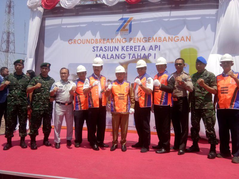 Malang Terus Dibanjiri Wisatawan, PT KAI Kembangkan Stasiun Malang