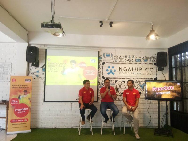 Indosat Ooredoo Paket Freedom Internet, Tanpa Menyedot Pulsa Saat Data Habis