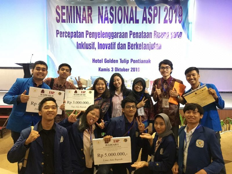 Mahasiswa ITN Malang Kembangkan Konsep Pasar Tradisional Menjadi Pasar Seni Internasional