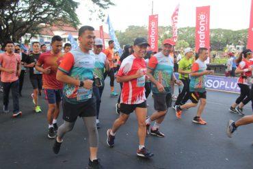 Malang Fun Run 2019 Ajang Mencari Bibit Pelari Muda