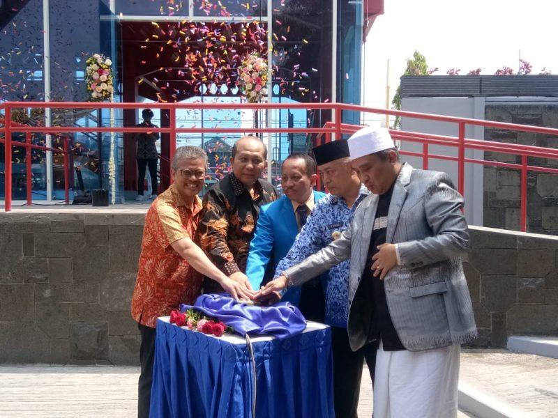 Gate Kampus 2 ITN Malang Akan Menjadi Ikon Kabupaten Malang