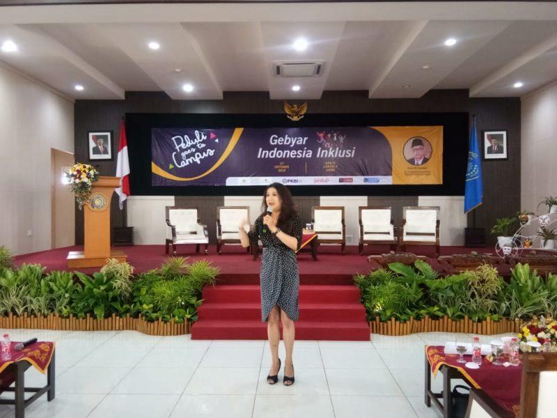 Peduli Goes to Campus Sukses digelar di Universitas Muhammadiyah Malang (UMM)