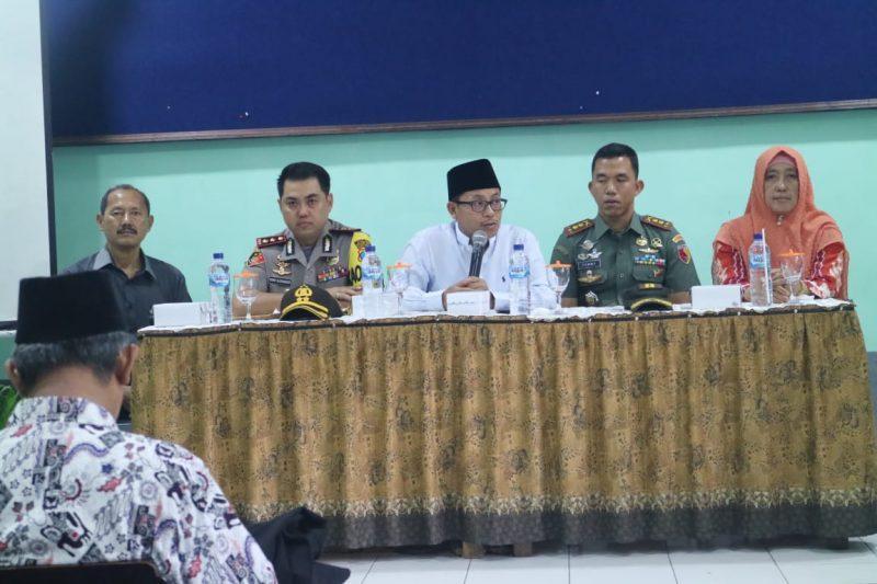 Walikota Malang, Kapolres Malang Kota Beserta Dandim 0833 Kecam Tindak Kekerasan Pada Anak di Sekolah