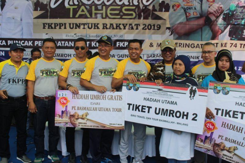 Gebyar Uklam Tahes FKPPI Untuk Rakyat 2019