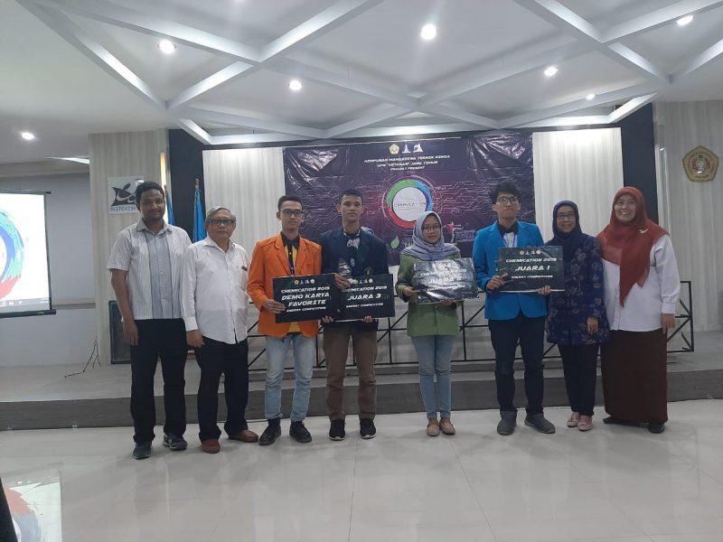 ITN Malang Menjadi Jawara Chemication 2019 Dengan Menciptakan Box Pendingin