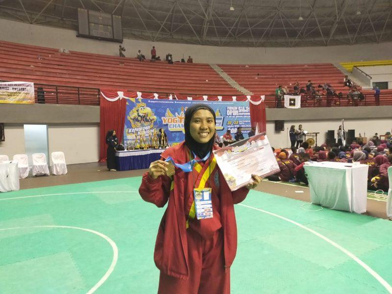Mahasiswa Baru ITN Malang Juara Nasional Open Tournament Pencak Silat Yogyakarta Championship VI
