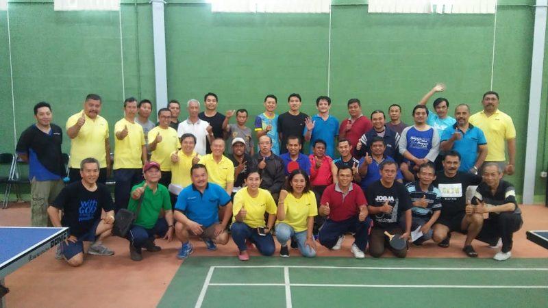PGIS Malang Jalin Keakraban Dengan Olahraga