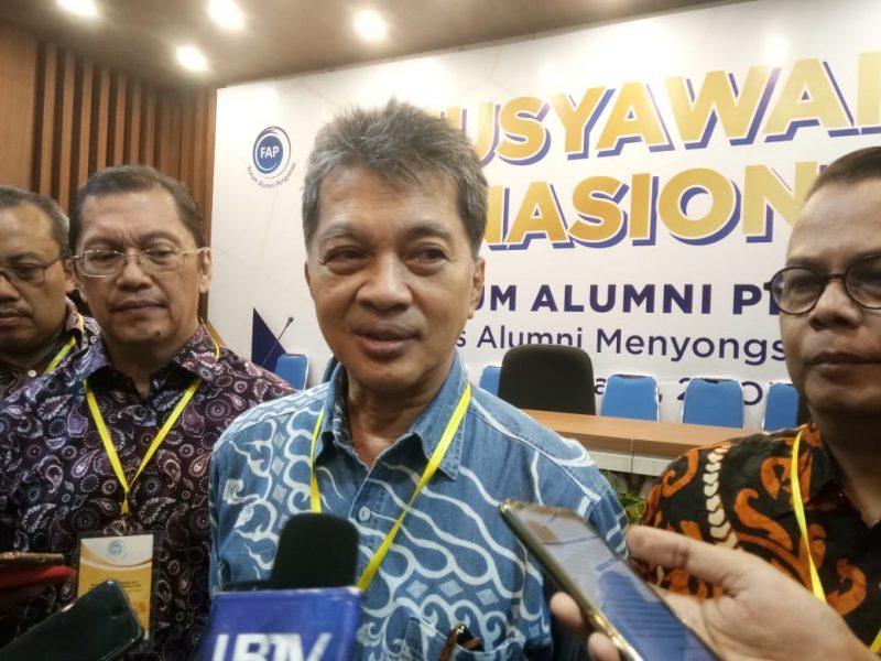 Musyawarah Nasional 2 Forum Alumni Pengairan (FAP) Membakar Semangat Militansi Alumni Teknik Pengairan Universitas Brawijaya Malang