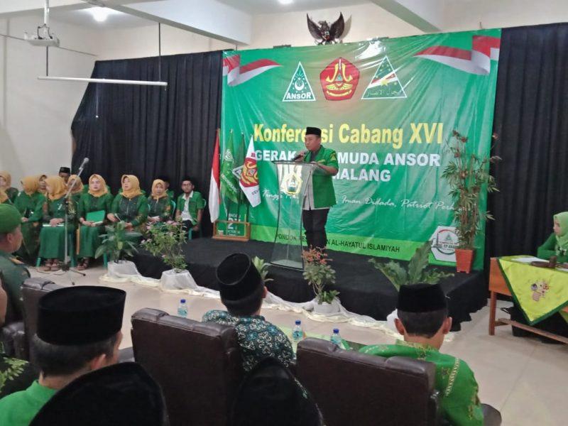 Pembukaan Konferensi Cabang XVI GP Pemuda Ansor Kota Malang