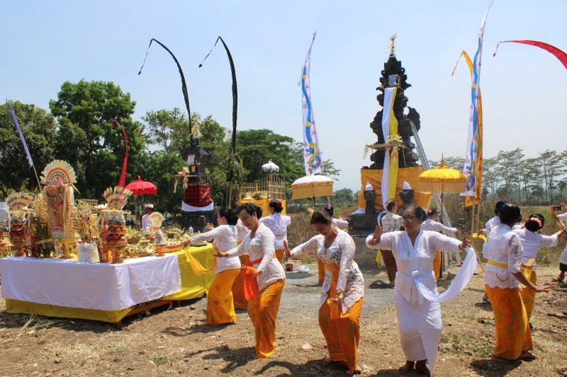 Pura Astawinayaka Pesan Damai dan Cinta dari ITN Malang