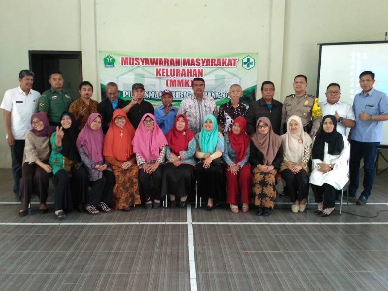 Babinsa 0833/02 Kedungkandang Apresiasi Pelaksanaan Musyawarah Masyarakat Tentang Kesehatan