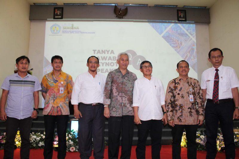 Dirjen Bina Konstruksi : ITN Malang Siap Memasuki Revolusi Industri 4.0