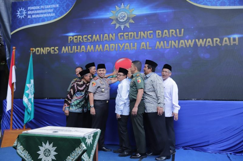 Dandim 0833 Hadiri Milad Muhammadiyah Ke 110/107 M Al Munawaroh Fest