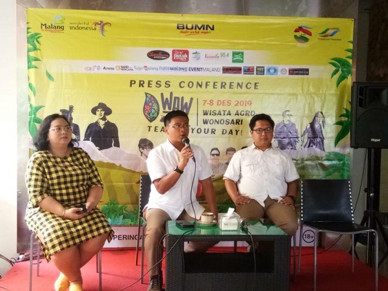 WAW Festeaval 2019 Siap Bangunkan Wisata Agro Wonosari