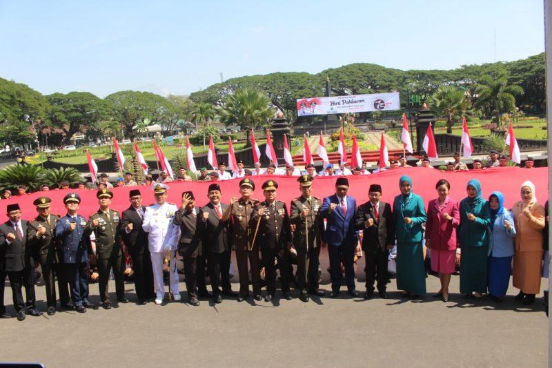 Forkopimda dan Kodim 0833 Kota Malang Inginkan Hari Pahlawan Tidak Hanya Seremonial