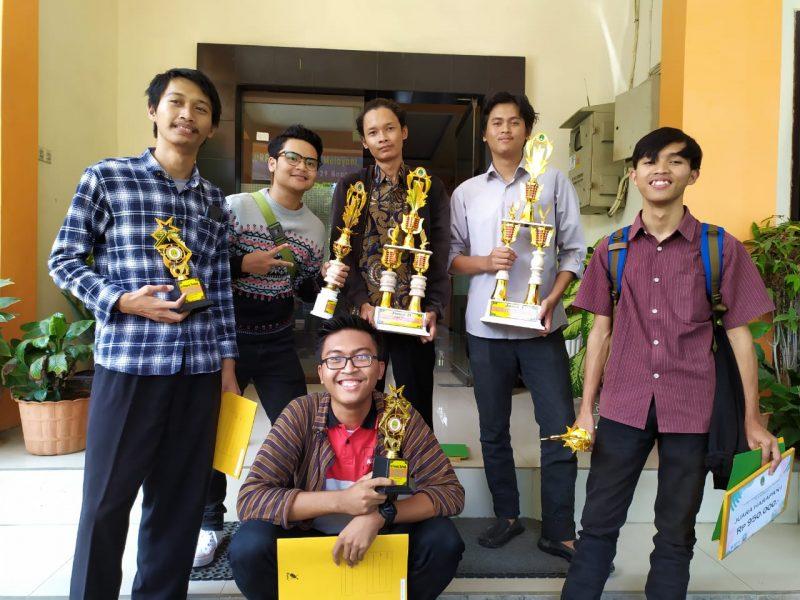 ITN Malang Borong Juara Lomba Desain Gapura Pasuruan