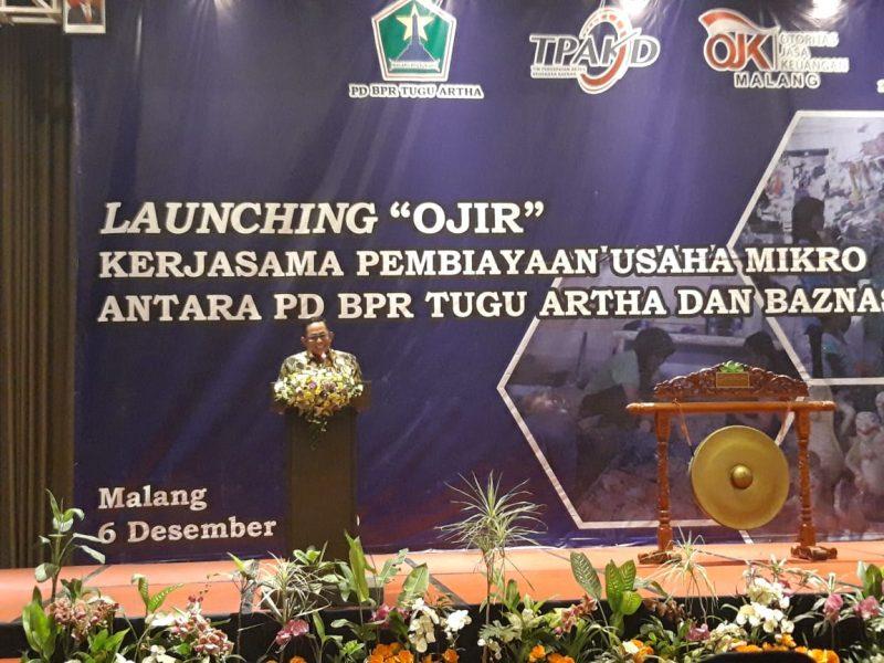 "Walikota Malang Launching Program ""OJIR"" Untuk Ringankan Masyarakat"