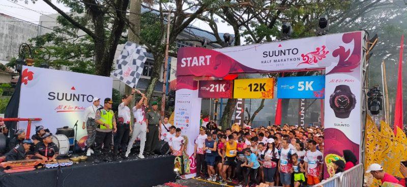 Suunto Half Marathon 2019 Ramaikan Malang