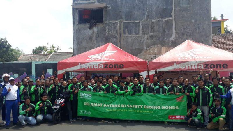 MPM Edukasi 840 Ojek Online Di Malang