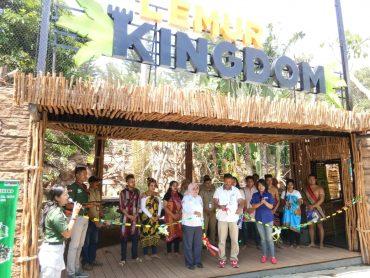 Pengunjung Antusias Batu Secret Zoo Menambah Wahana Lemur Kingdom