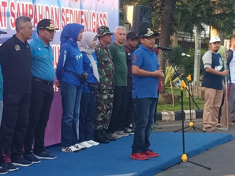 Apel Launching Gerakan Angkat Sampah dan Sedimen (GASS) Kota Malang 2019