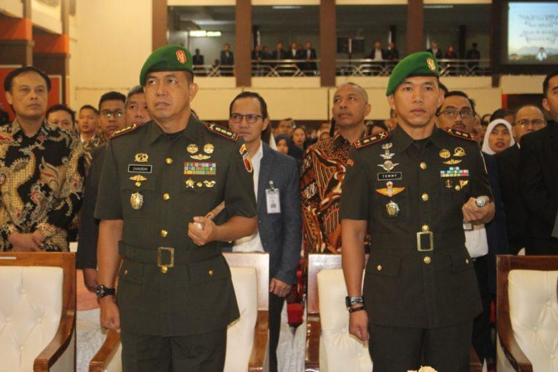 Dalam Dies Natalis ke 57, Dandim 0833 Kota Malang Berharap UB Berperan Membangun Bangsa