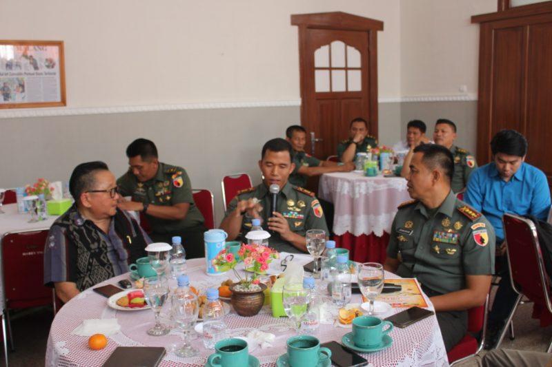 Dandim 0833/Kota Malang Ketua Umum Pelaksanaan Perayaan Imlek 2571 di Kota Malang