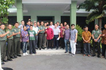 Dandim 0833/Kota Malang hadiri Rakor Imlek Kebangsaan