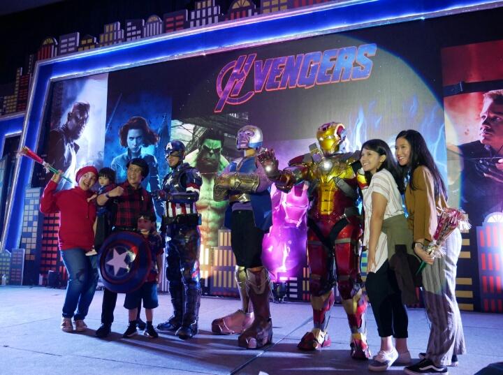 HARRIS Hotel & Conventions Malang Sukses Hadirkan Para Avengers Dalam Perayaan Tahun Baru 2020