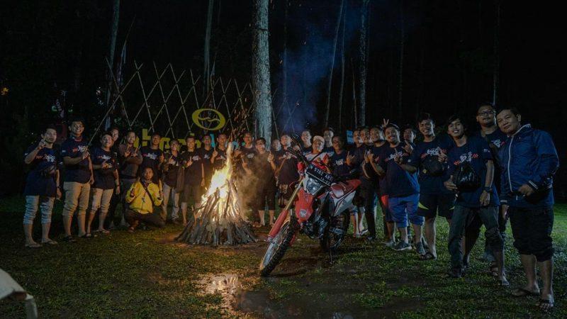 Belajar Sosial Media Ala Komunitas Honda Malang