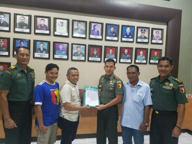 Dandim 0833 Apresiasi Peringatan HPN Di Malang Raya