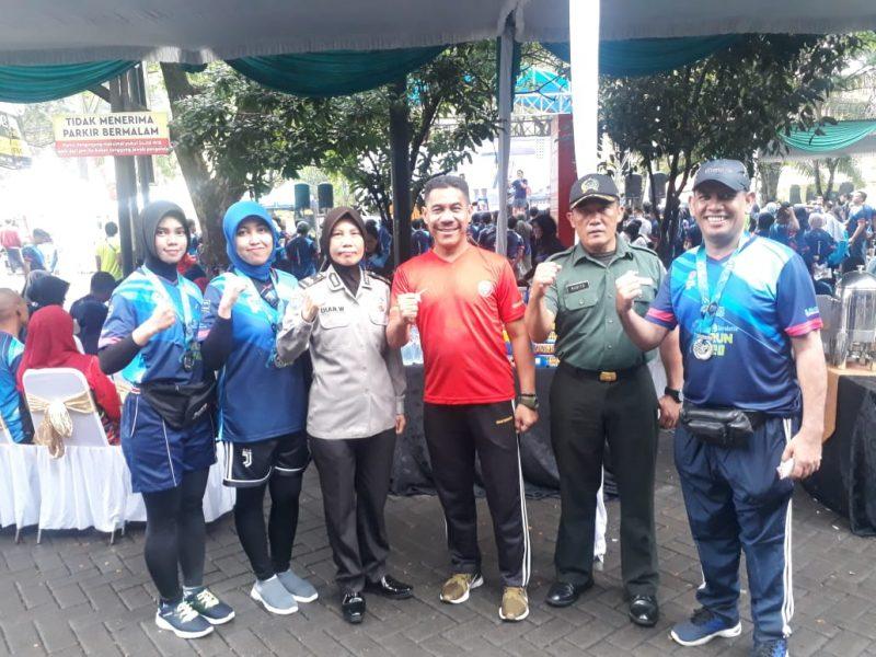 Kasdim 0833/Kota Malang Ikuti Lavalette Run 2020