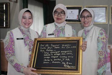 Istri Pangdam V Brawijaya Inginkan Administrasi Sekolah Naungan Yayasan Kartika Jaya Lebih Tertib