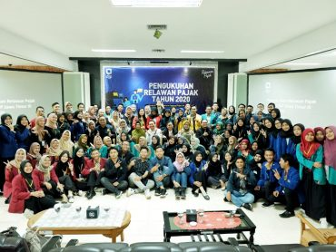 Kanwil DJP Jawa Timur III Rekrut 402 Relawan Pajak dari 10 Tax Center