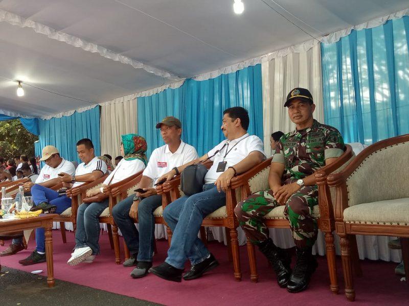 Ratusan Massa Ikuti Cuci Tangan Bersama PQN di Lapangan Rampal Kota Malang